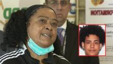 """""""Es difícil levantarse, comer y pensar"""": madre de joven hispano asesinado en Miami-Dade clama justicia por su hijo"""