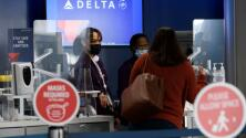 Delta propone a todas las aerolíneas del país compartir las listas de pasajeros agresivos y así evitar que estos viajen