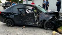 Muere menor de edad en fuerte accidente de tránsito en Guaynabo