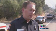 Identifican al piloto que se estrelló en Yosemite