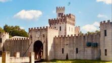 Vive una experiencia de princesas y caballeros en un castillo medieval texano