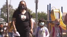 Recciones a plan de vacunación para estudiantes en el distrito escolar de Sacramento