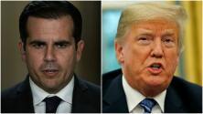 """Roselló responde a Trump: """"El pueblo de Puerto Rico no merece que se cuestione su dolor"""""""