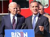 El alcalde Eric Garcetti fue designado para presidir la inauguración de Joe Biden