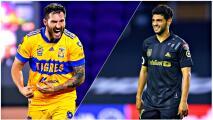 Seguimiento   Con gol y título, Gignac le ganó el duelo a Carlos Vela