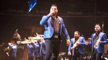 Banda MS llena el Madison Square Garden y Alan Ramírez cuenta cómo fue llegar a NY en medio del huracán Ida