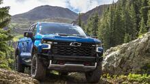 Chevrolet expande su portafolio de pickups todoterreno con la Silverado ZR2 2022