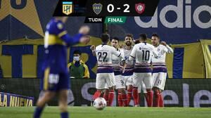 Boca, de nuevo obligado a jugar con la reserva, cae ante San Lorenzo