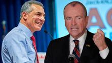 Phil Murphy y Jack Ciattarelli se enfrentan por la gobernación de Nueva Jersey