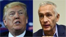 Consejero de Trump saca de contexto reportajes de Jorge Ramos para hablar de violaciones a mujeres en la frontera