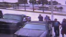 En video: Un hombre le dispara varias veces a un sujeto en Florida y se da a la fuga