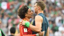 """Charla de grandes: Neuer a Ochoa: """"Nos sorprendieron con el contragolpe"""""""