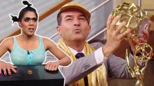 Mela la Melaza perdió el Emmy que ganó Despierta América... pero improvisó un reemplazo muy parecido