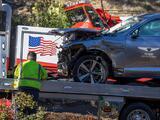 Tiger Woods no afrontará cargos porque su choque fue accidental, dice el sheriff de Los Ángeles