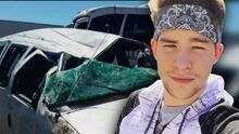 Hijo de Alfredo Adame recuerda el accidente que le paró el corazón por 2 minutos y cuenta las secuelas que le dejó