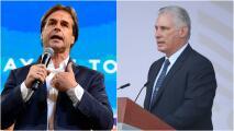 Presidente de Uruguay deja al descubierto la imposibilidad de Díaz-Canel de debatir en foros internacionales