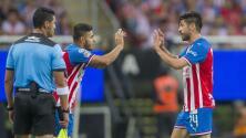 Chivas perfila posible XI ante América, ¿Oribe o Vega como titular?