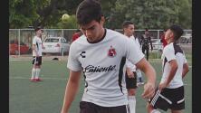 Asesinan en Sonora a un joven promesa del fútbol
