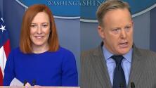 Biden vs Trump: así trataron sus administraciones a la prensa en su primer día de mandato