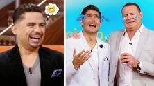 """#DAEnUnMinuto: Larry quiere una boda como los """"XV de Rubí"""", y Alan y Rodolfo están desconsolados"""