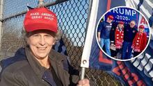 Seguidora de Trump, promotora de conspiraciones sobre el COVID-19 y la vacuna, muere a causa del virus