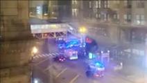 Apuñalan en el cuello a un empleado de la CTA por mojar accidentalmente a una mujer, según policía