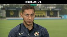 """Cáceres: """"Me siento más cómodo cuando todos matan al América"""""""