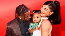Reportan que Kylie Jenner está embarazada de su segundo hijo con Travis Scott