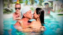 Karina Banda y Carlos Ponce celebraron 3 años de relación con una dulce sorpresa y vacaciones de ensueño