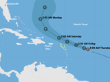 Live: Stay up to date with the path of tropical storm Jerry