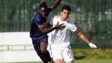 Tras jugar con el Tri, Diego Abreu se probará con Uruguay