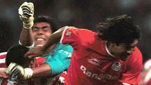 Oswaldo Sánchez se peleó a golpes con un histórico del Toluca