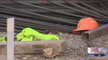 Dos trabajadores resultan lesionados tras quedar atrapados en una construcción