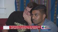 Grupos pro inmigrantes opinan sobre el discurso de Donald Trump
