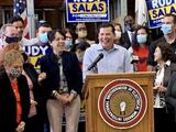 Asambleísta Rudy Salas anuncia candidatura al congreso por el distrito 21 de California
