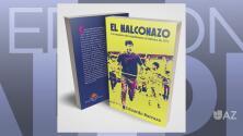 """Eduardo Barraza habla de su nuevo libro """"El halconazo"""""""