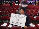 La paradoja del voto latino en favor de Trump