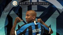 Ashley Young llega al Inter de Milán