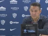 El Huesca destituyó al mexicano Ignacio Ambriz