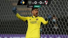 ¡A lo Tri! River falla en los penales y Boca lo elimina en la Copa