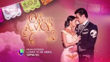 Pronto en Univision: Qué Bonito Amor