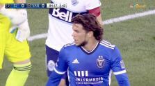 Cade Cowell se 'duerme' y deja escapar el gol de la victoria en el último minuto