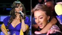 Jenni Rivera, Angelique Boyer y otros famosos que han sido agredidos por su público