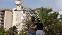 Stacie Fang, la madre del niño rescatado, es la primera víctima del colapso del edificio en Miami