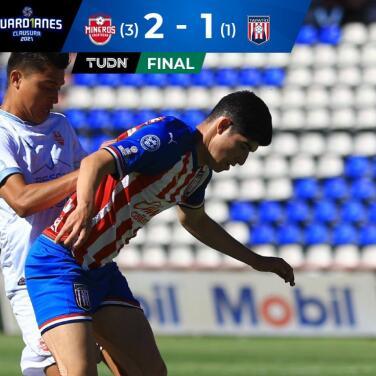 Mineros se impone en casa 2-1 sobre Tapatío y clasifica a Semifinales