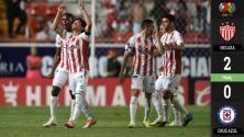 Necaxa 2-0 Cruz Azul – GOLES – RESUMEN – LIGA MX – NOVENA FECHA