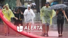 Tormentas fuertes llegarán a San Antonio durante las próximas horas
