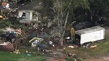En condiciones de extrema insalubridad, rescatan a cinco niños y 200 animales en Florida