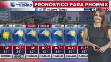 Se pronostica un jueves caluroso en Arizona