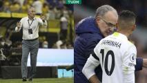 Tite agradeció a Bielsa tras el triunfo de Brasil sobre Uruguay